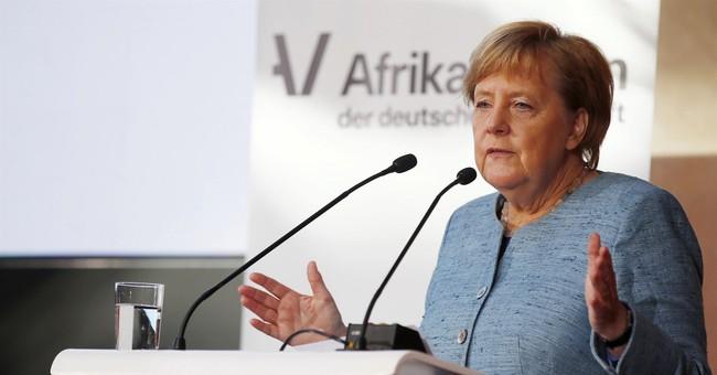 German Chancellor Angela Merkel Is Now Under Quarantine