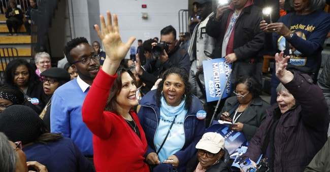 Watch: GOP Research Group Blasts Gov. Whitmer in New Video
