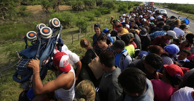 Report: US Reaches 'Remain in Mexico' Deal in attempt to keep Caravan out of America