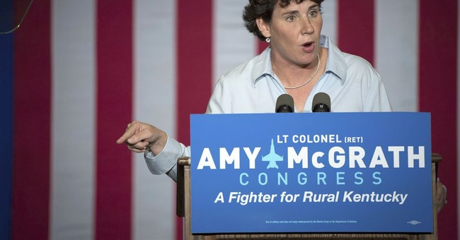 The Surprising Reason McGrath Says Kentuckians Should Vote For Her Over McConnell