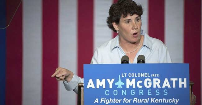 Amy McGrath Is Taking on McConnell in 2020