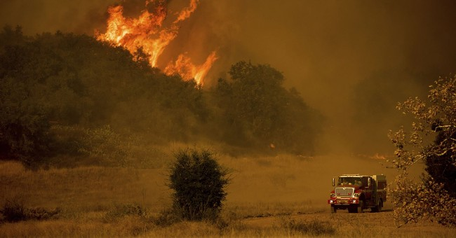 Who or What Is Really Responsible for the Huge Forest Fires in California?