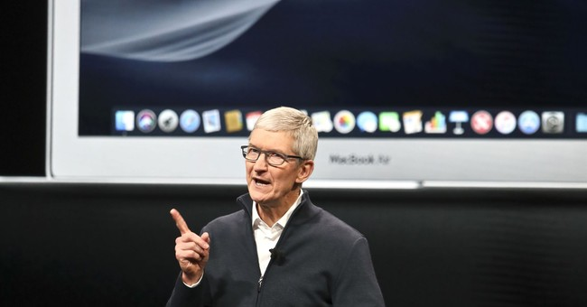 No, Tim Cook Is Not Political