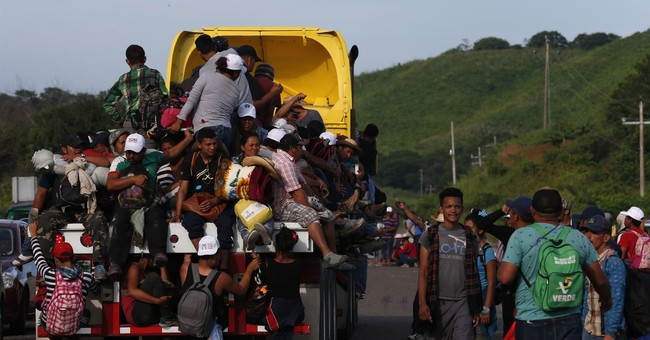Yes, Unvetted Illegal Caravans Threaten Public Health