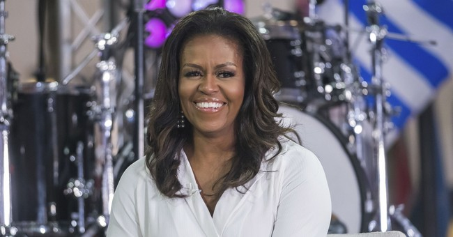 Democratic AGs Sue Trump Admin for Changing Michelle Obama's School Lunches