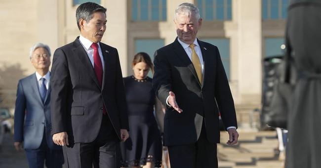 Mattis Says Farewell as Secretary of Defense