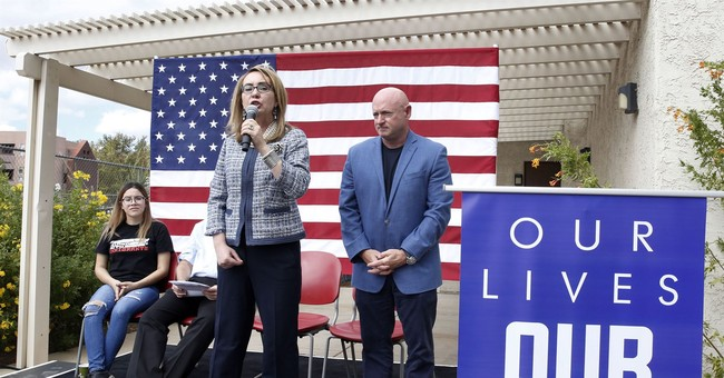 Giffords Proves They're About Progressive Politics, Not Safety