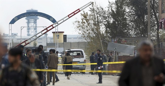 Afghanistan: US service members killed in bomb explosion