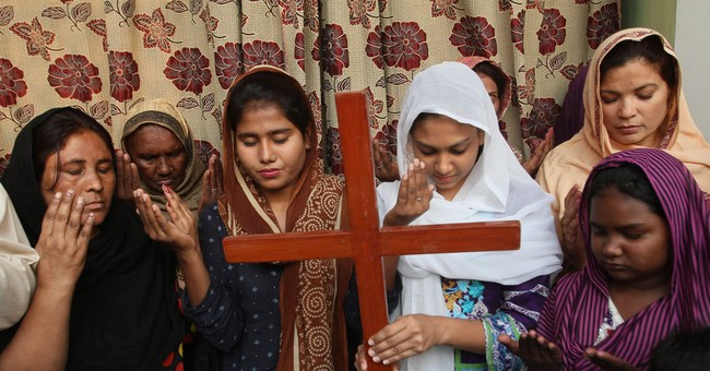 Data: Christians Are the Most Persecuted Religious Group in the World
