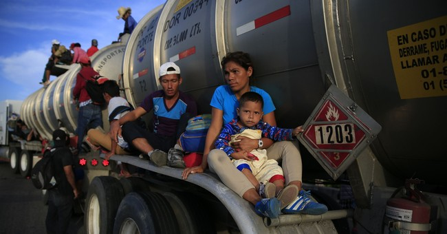 Caravan Problem Exists Because of our Inane Asylum Standards