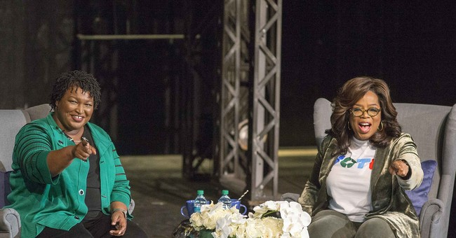 Oprah and Obama Transcend Race; Or So We Thought