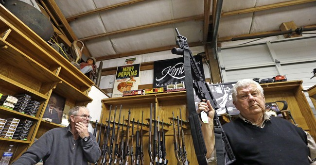 Californians Flock To Gun Store In Wake Of Borderline Shooting