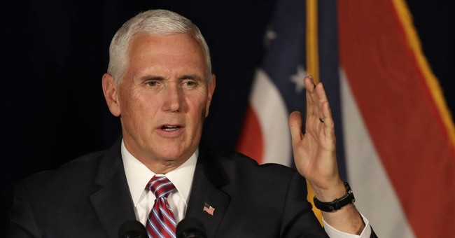 Mike Pence's Spox Responds to Anonymous Author's Claim He Would Support Invoking the 25th Amendment