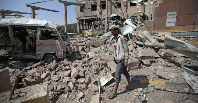 Battle in Yemen pauses for peace talks