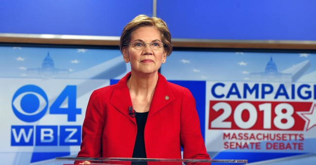 Blitzed: This Is How Lie-A-Watha Warren Found Out About Her Illegal Fundraising Ethics Complaint