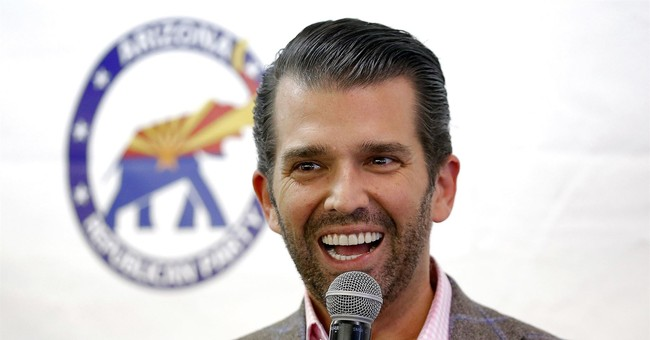 Trump Jr. Makes Fun of Democratic Congressman Schiff After Mueller Report Victory