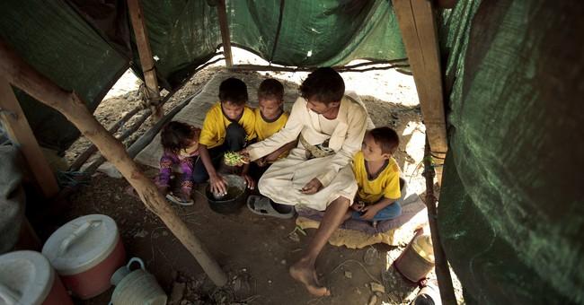 Eradicate Poverty? We Already Know How