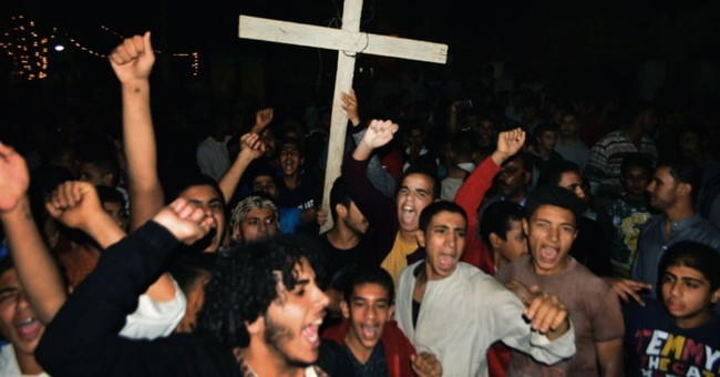 Over 200 Million Christians Now Under High Levels Of Persecution