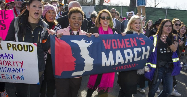 Yet Another Women's March Chapter Cancels Its March Amid Anti-Semitism Controversy