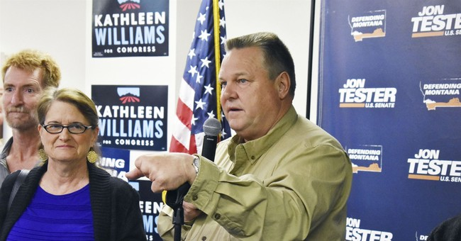 Politifact Tries To Cover For John Tester