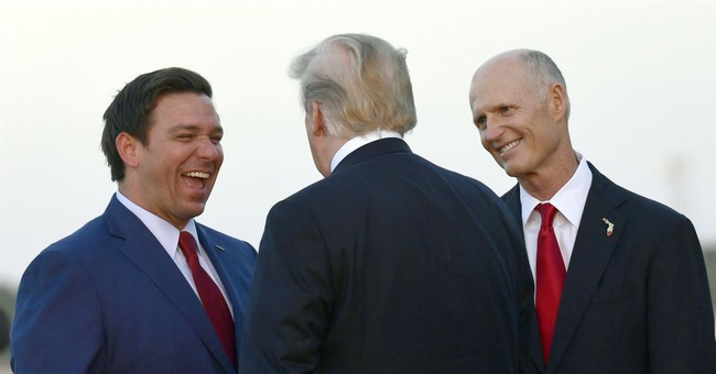 It's Officially Over: Republicans Rick Scott and Ron DeSantis Win Crucial Florida Races