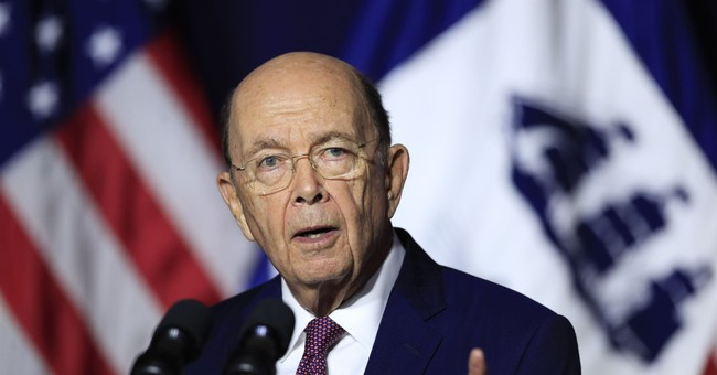 Secretary of Commerce Wilbur Ross Slow Walking 5G