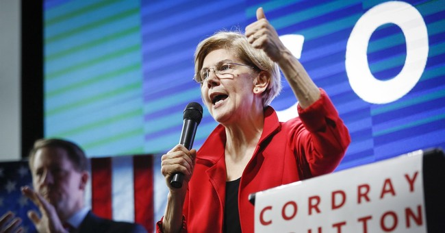 Boston Globe To Warren: Lie-A-Watha...Don't Run In 2020