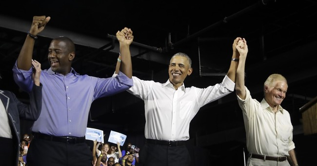 Obama Campaigned for Four Democrats in Close 2018 Races. They All Lost.