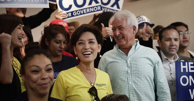 Republican Young Kim Expected To Be First Korean-American Woman Elected To Congress In Deep Blue CA
