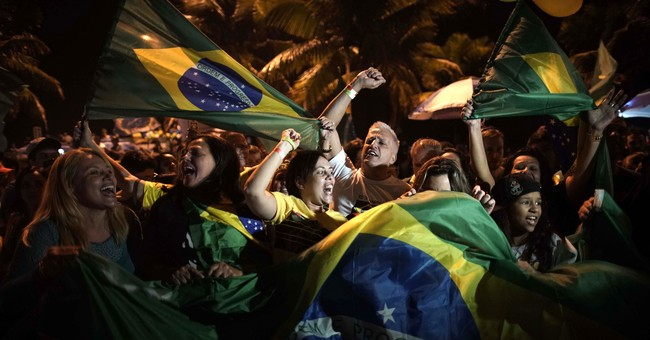 Brazil Embraces Israel And Becomes World's Best Performing Market, Audio On Townhall Review