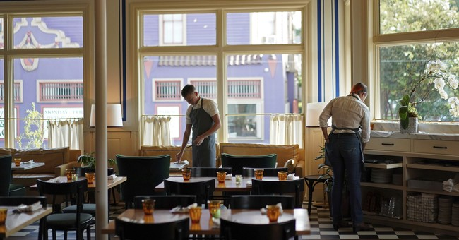 Restaurant Owners Now Face Another Problem--One Republicans Warned Would Happen