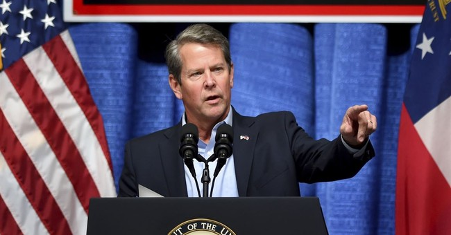 Brian Kemp Joins Opposition to 'State-Mandated' Vaccine Passports