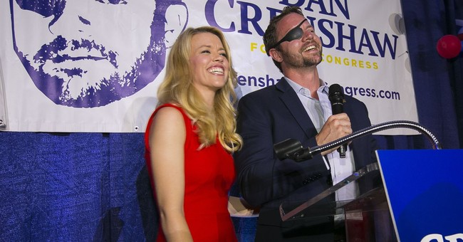 Dan Crenshaw Teaches Great Lessons on 'Saturday Night Live' Appearance