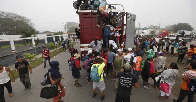 Here's What Happened to the Caravan Riders Who Tried to Storm the United States Border