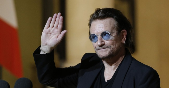 Bono: Capitalism is Actually Pretty Great