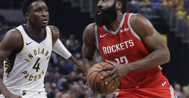 Cancel Culture Mob Targets Houston Rockets Player James Harden