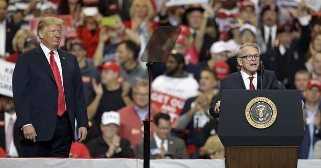 Republican Mike DeWine Wins Ohio's Governor's Race