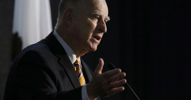 Gov. Jerry 'Moonbeam' Brown's Warning to Fellow Democrats