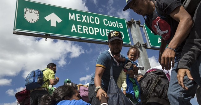 Caravan 2.0: The Numbers Are Massive, Even By Mexico's Count