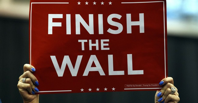 "Trump: They Should Be Chanting ""Finish the Wall"""