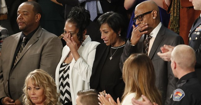 Parents Of MS-13 Victim At SOTU Had This to Say About MSNBC Host's Comments