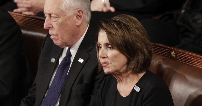 Hoyer Breaks With Pelosi, Says He'd Be Open to Trump Giving SOTU on House Floor and Walls Can Be 'Moral'