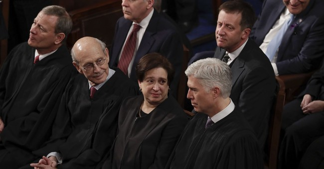 Vox Writer Says Liberal SCOTUS Justices Should Encourage People to Take to the Streets