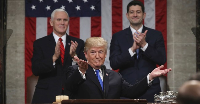 WaPo Columnist: The Democrats' Antics During Trump's State Of The Union Was Embarrassing