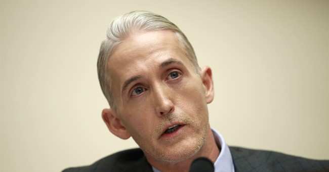 Gowdy Does 'Not Believe' McCabe Told the Gang of Eight About Trump Probe