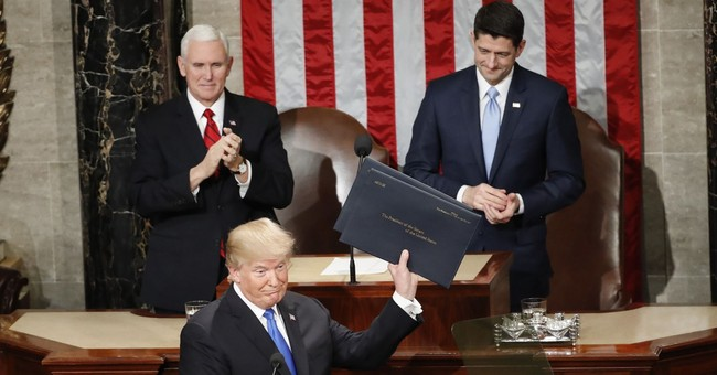 NYT Op-Ed: Trump's State of the Union Was Boring And Warmongering
