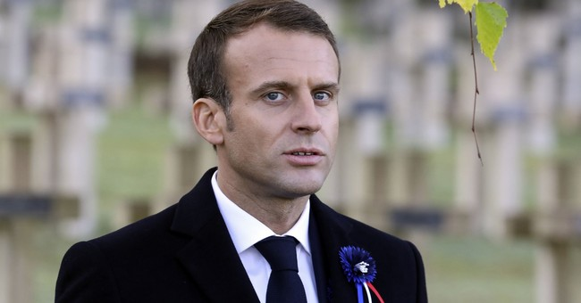 Truly Not Getting It: French President Emmanuel Macron's Manifesto