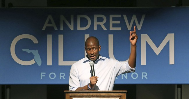 After Getting Drunk and Being Found in a Hotel Room with Meth and an Alleged Gay Escort, Andrew Gillum Heads to Rehab