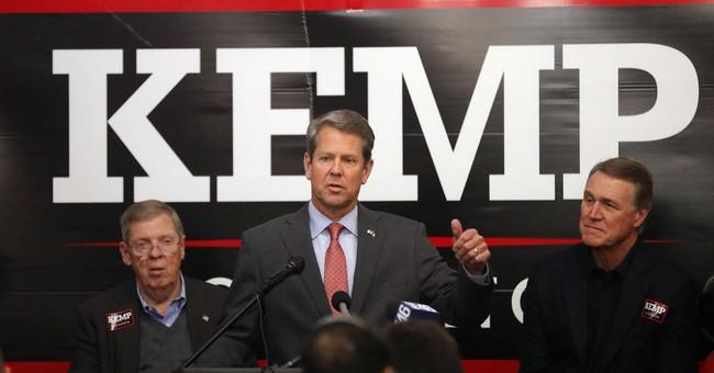 Brian Kemp Resigns as Sec State As Gubernatorial Race Tightens