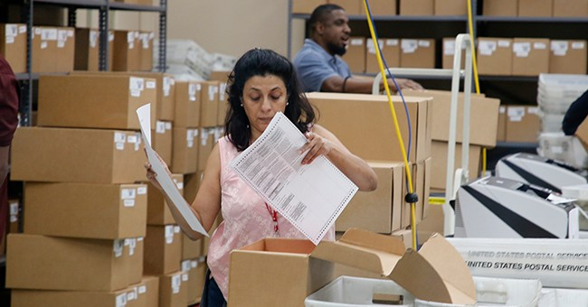 FL SEN: Oh My, Broward Elections Office Mixed Up Rejected Provisional Ballots With Good Ones